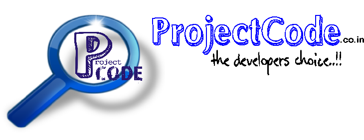 Project Code- The Developers Choice