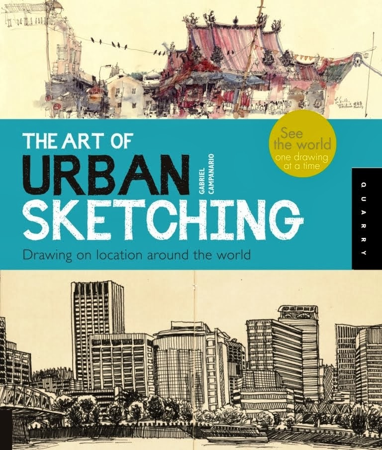 The art of Urban Sketching, de Gabi Campanario