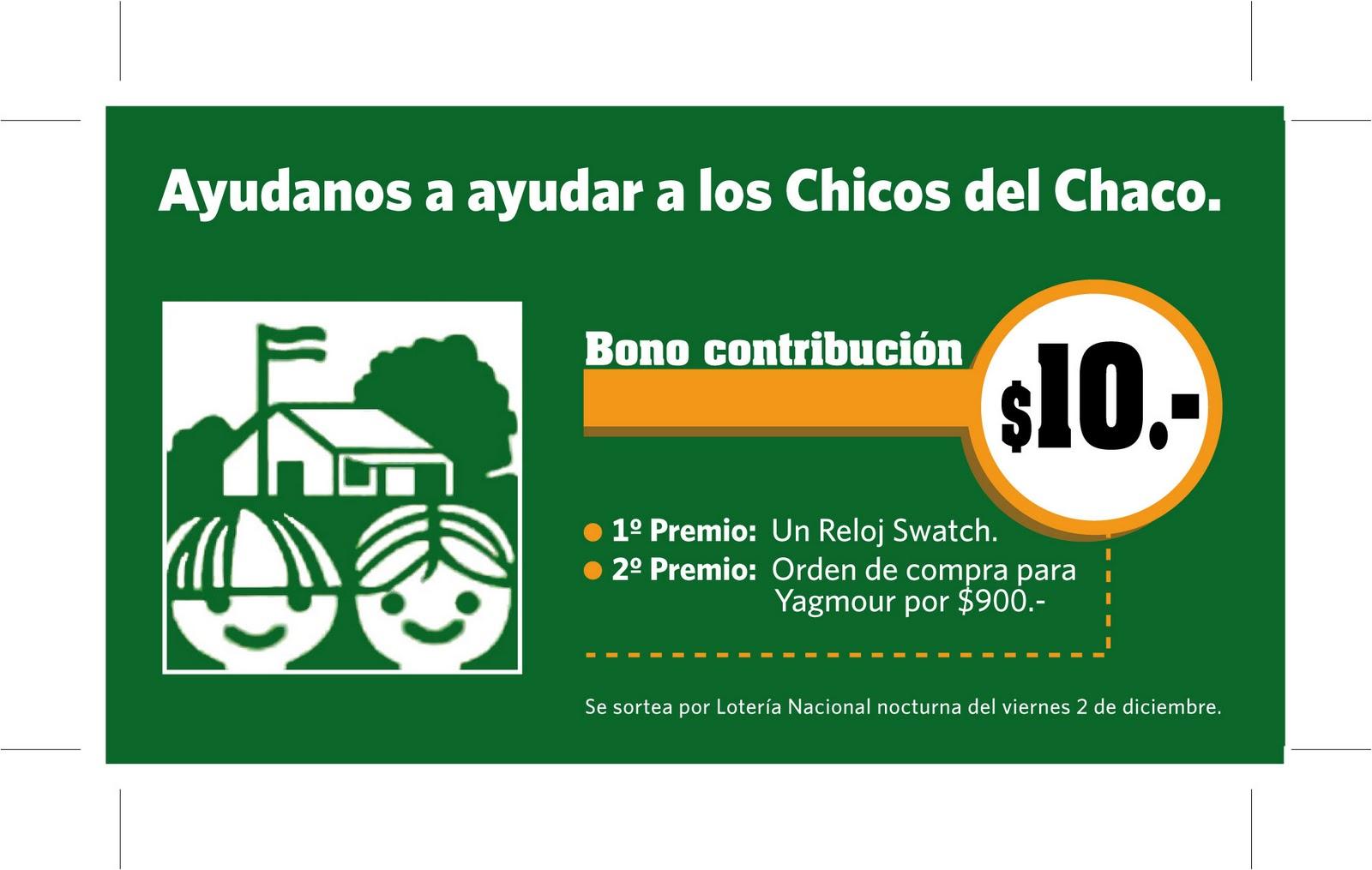 LOS CHICOS DEL CHACO