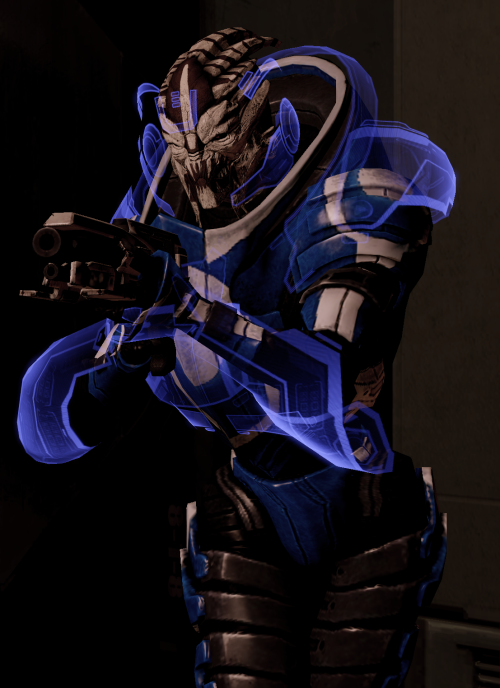 Turians - These are the Rangers of the game. While other races may be ...