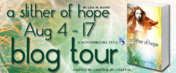 A Slither Of Hope Blog Tour