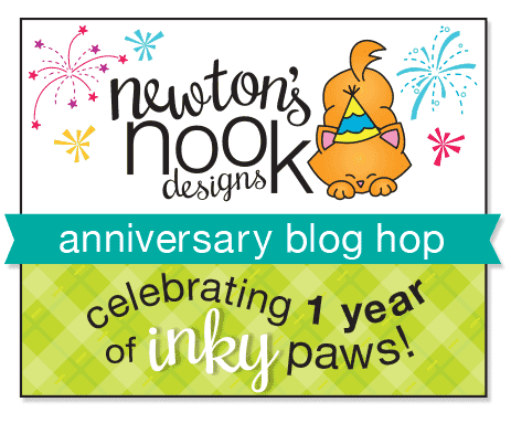 Newton's Nook Designs - Anniversary Blog Hop | July 2014