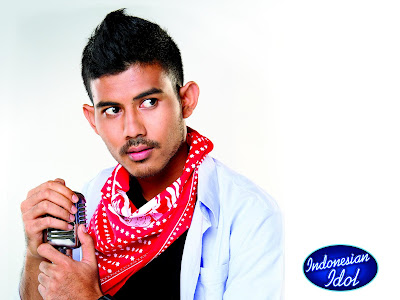 dion indonesian idol 2012