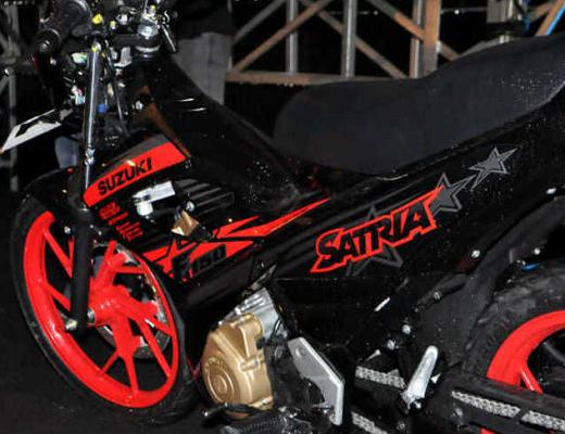 Suzuki Satria Black Fire 2 - otogrezz