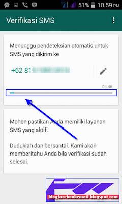 cara mendaftar akun di aplikasi whatsapp