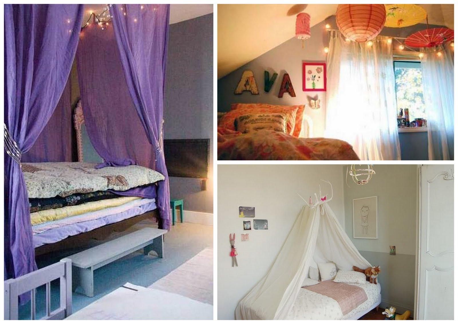 Habitaciones De Princesa Con Estilo Sonambulistas ~ Dormitorios Infantiles Niña Princesas