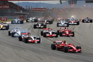 Kenapa Tidak Ada Siaran Langsung F1 di TV Indonesia