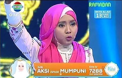 Mumpuni AKSI Indosiar