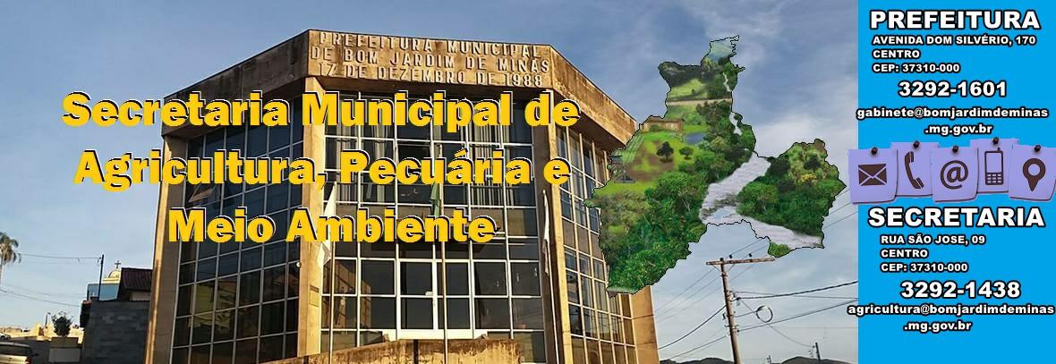 Secretaria Municipal de Agricultura, Pecuária e Meio Ambiente