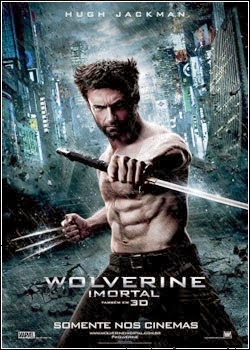 Download - Wolverine - Imortal DVDRip - AVI - Dual Áudio