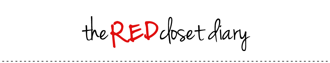 Utah Fasion Blogger I The Red Closet Diary