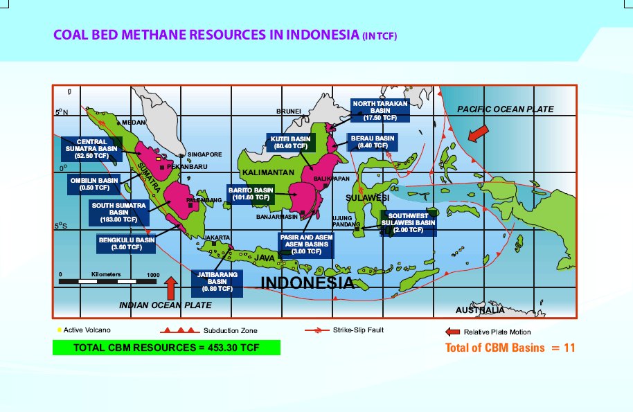 All About OILGAS-TRAINING: COAL BED METHANE (CBM)