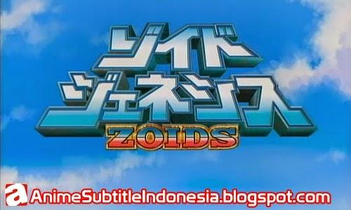 Zoids Genesis 02 Subtitle Indonesia