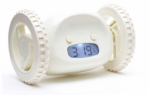 clocky alarm clock
