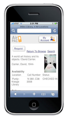 AirPAC app