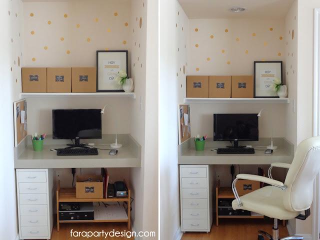 Little things creations decoraci n escritorio nuevo for Sillas de escritorio walmart