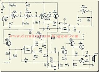Build a Power Doorbell Wiring diagram Schematic Wiring