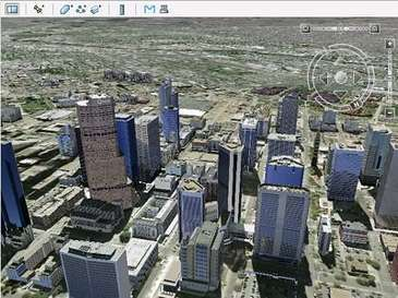google earth combines satellite imagery maps and the power of google