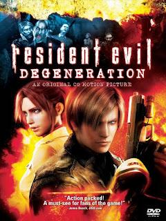 Watch Resident Evil: Degeneration (Baiohazâdo: Dijenerêshon) (2008) movie free online