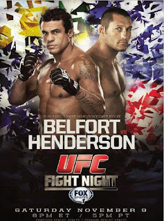 Belfort vs Hendo first look UFC Fight Night 32: Belfort vs. Henderson II   HDTV AVI + RMVB
