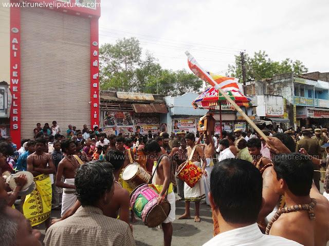 Tirunelveli Car Festival - 2014 @ West Car Street