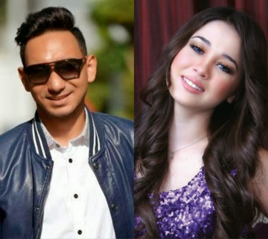 4 Gambar pra perkahwinan Zizan Razak dan Emma Maembong