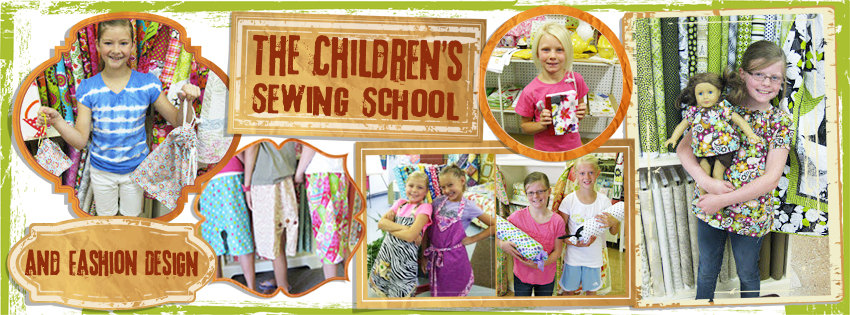 Children Can Sew