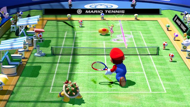 Mario Tennis: Ultra Smash é o lançamento da semana para WII U