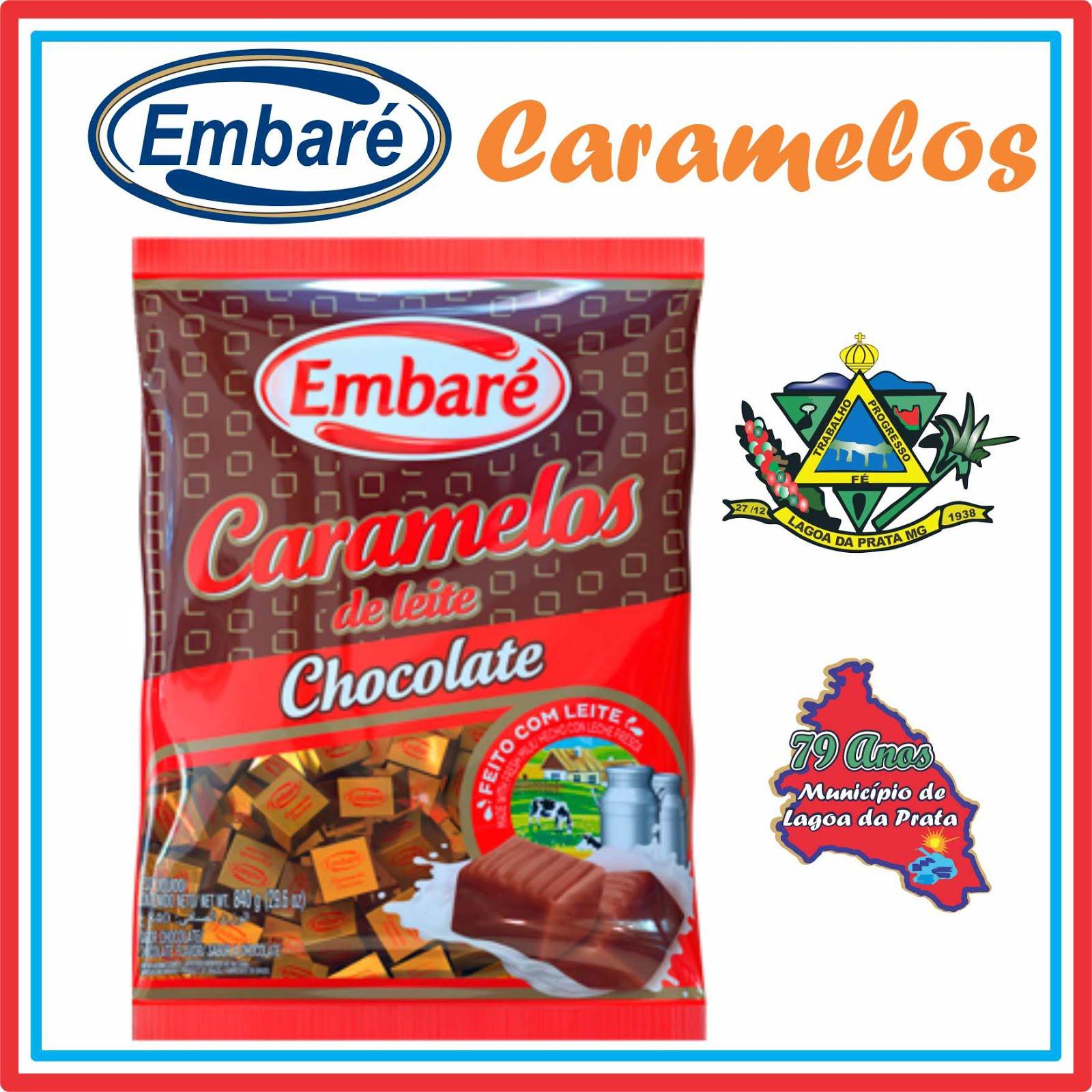Caramelos Embaré Há Mais de Oitenta Anos Saboreando O Puro Leite