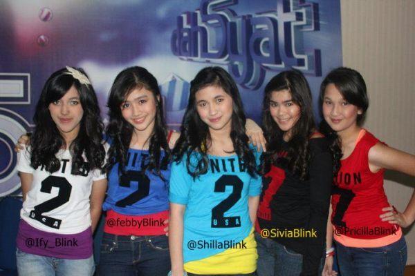 Blink Indonesia - Girlband