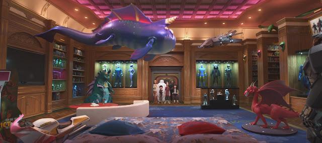 """Το δωμάτιο του Φρεντ σχεδιάστηκε ως ο απόλυτος παράδεισος του """"σπασίκλα""""!10 Απίθανα Πράγματα που Δεν Γνωρίζατε για την Ταινία Big Hero 6 Οι Υπερέξι της Disney"""