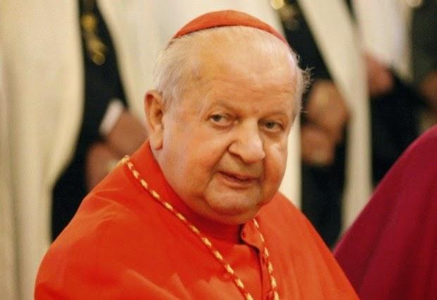 Dziwisz kardynał
