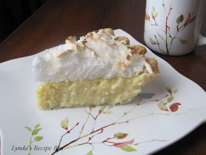 Classic Cocnut Cream Pie