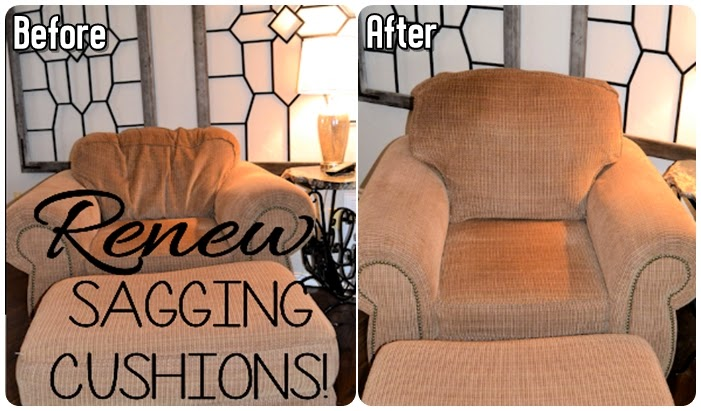 A Guide on How to Make Sagging Cushions Look New Again