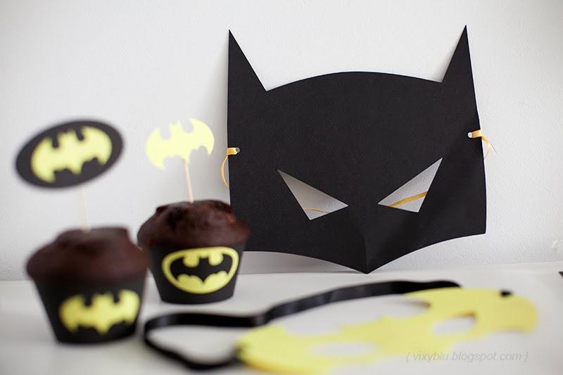 masca batman, petreceri personalizate