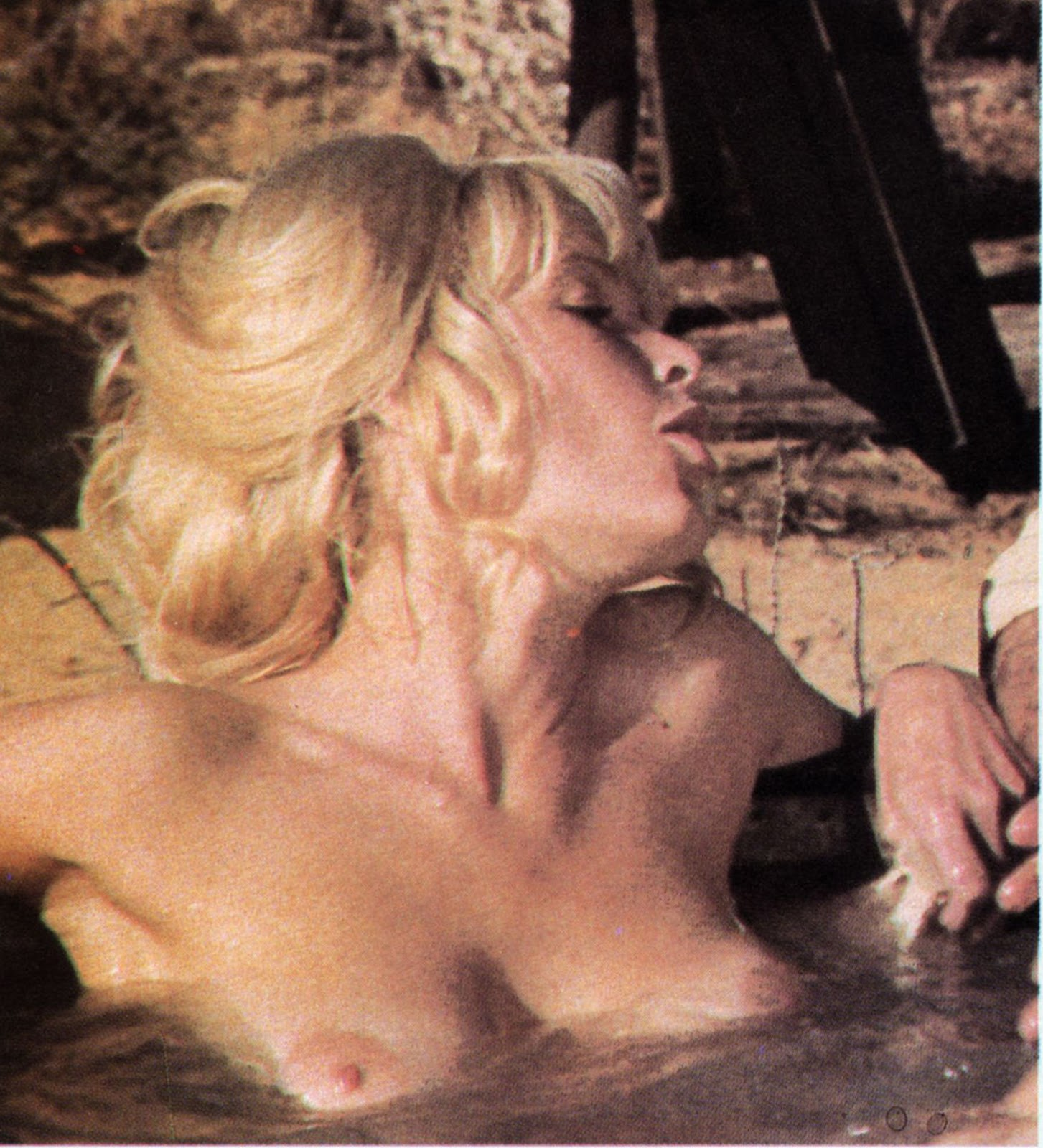 Stella Stevens nude, topless pictures,