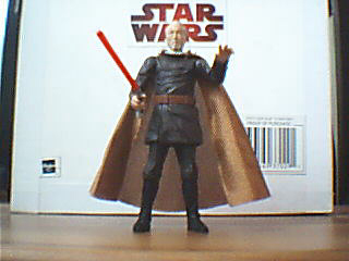 Count Dooku or Darth Tyranus