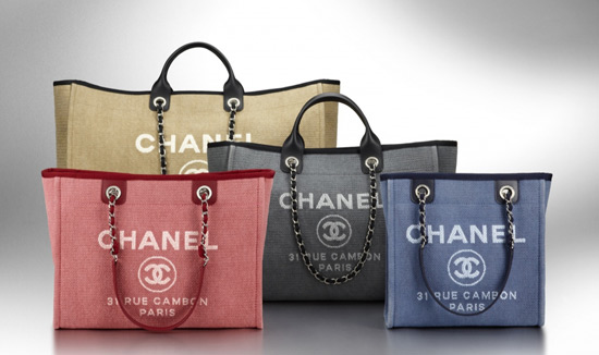 chanel borsa shopping