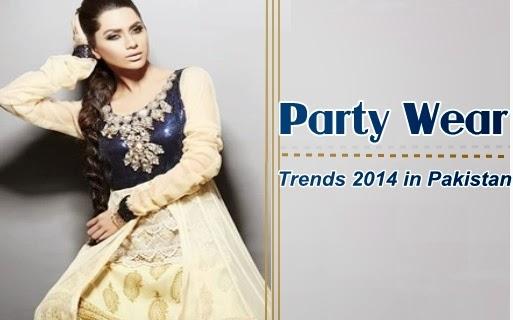 Party Wear Trends 2014