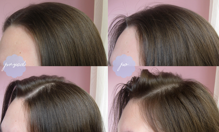 Dove, spray unoszący włosy u nasady