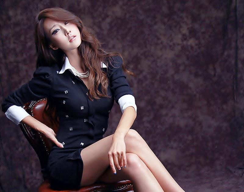 Park Hyun Sun, Office Lady   Asia Cantik Blog