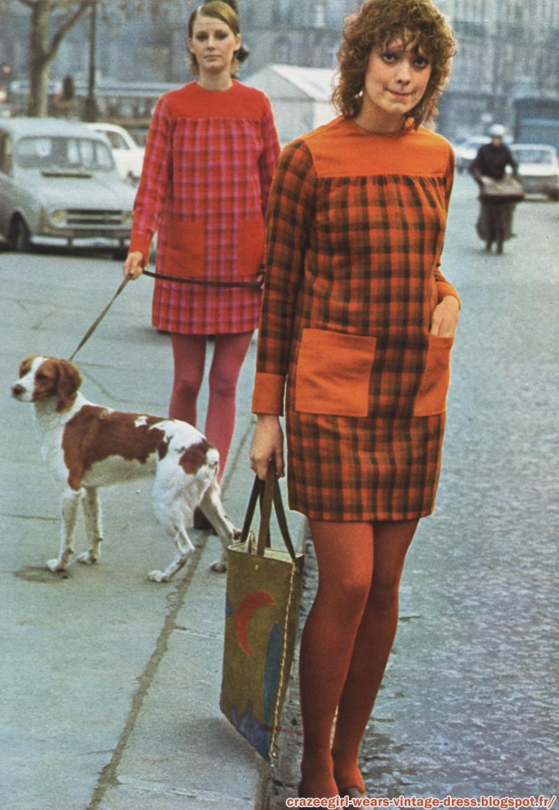 Mode des ann es 60 en france - Photo annee 70 ...