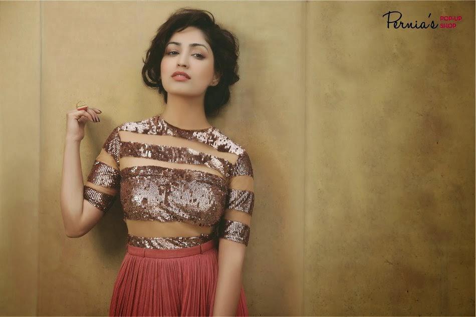 Yami Gautam's New Photo-shoot