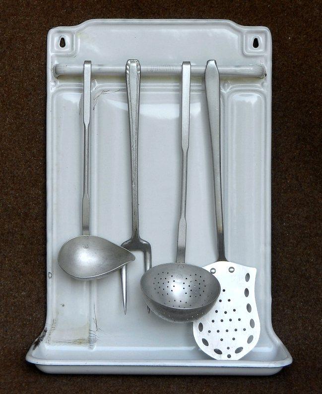 les collections de wab 4 ustensiles de cuisine et de
