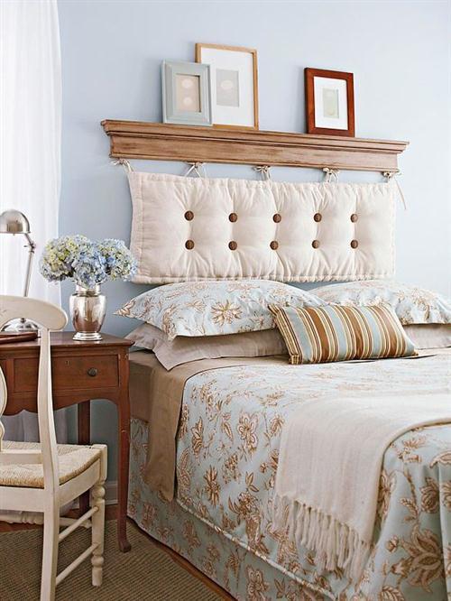 Soluciones para el hogar y el amor ideas para cabecero de - Ideas para cabeceros de cama ...