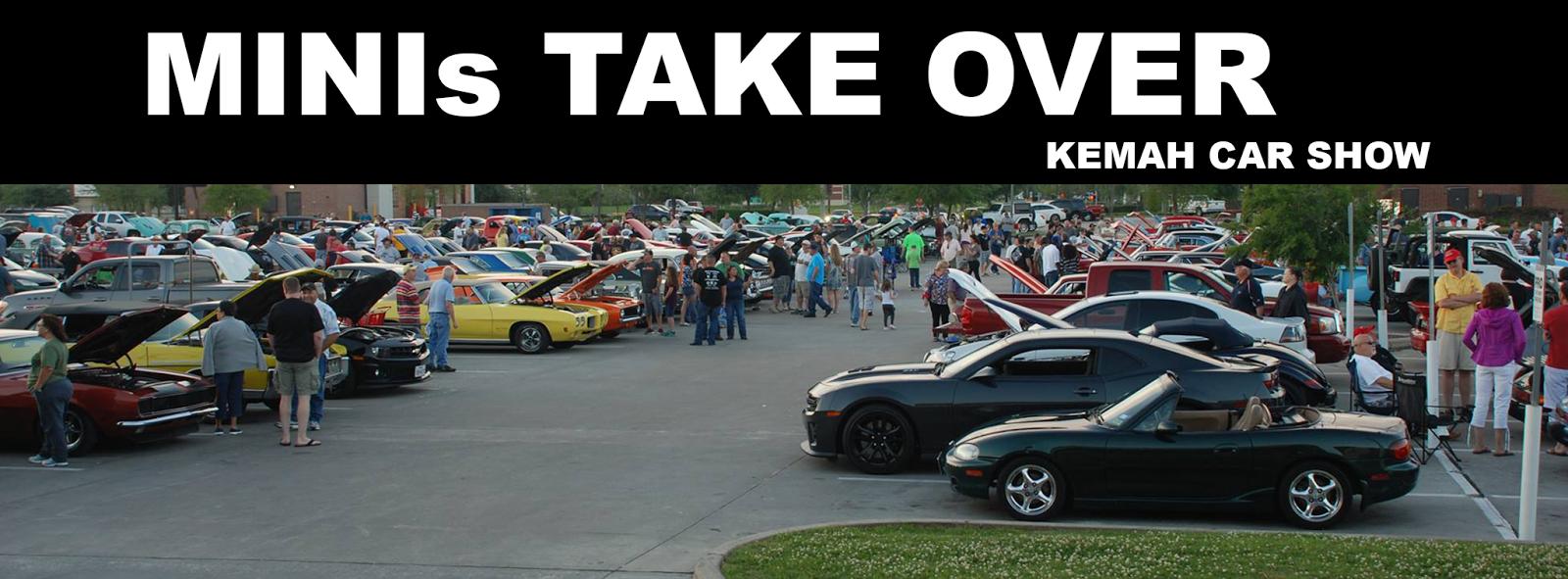 Houston Mini Motoring Society Kemah Car Show - Kemah car show