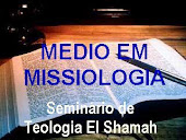 MÉDIO EM MISSIOLOGIA