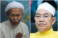 Bingkisan saya kepada Mufti – Tuan Guru Nik Aziz