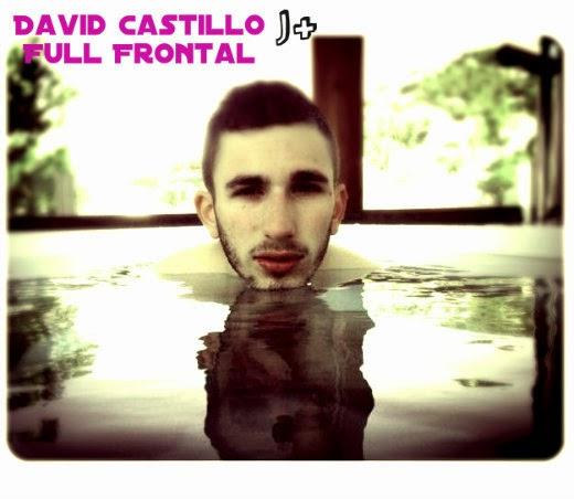 David Castillo desnudo