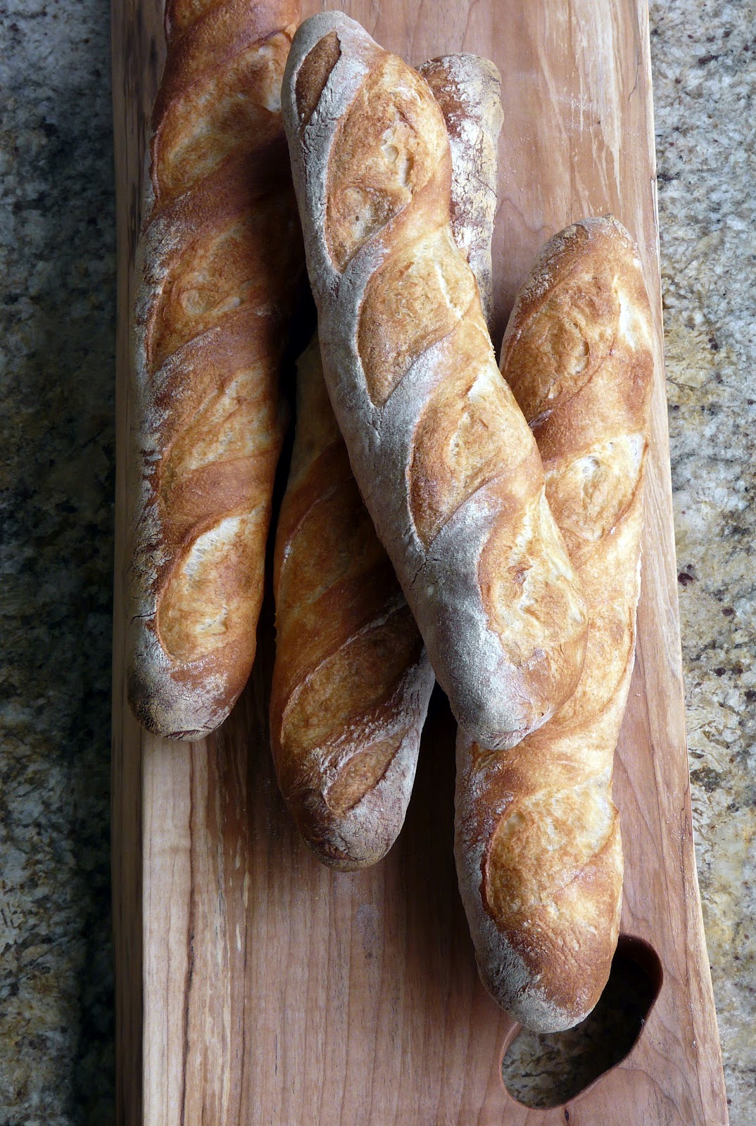 French Baguette Recipe Bake day - french baguettes